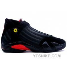 05bc78ae5f2c40 Air Jordan Retro 14 Last Shot Black Black Varsity Red 311832 cheap Jordan  If you want to look Air Jordan Retro 14 Last Shot Black Black Varsity Red  311832 ...