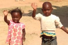 Can you imagine giving these kids a glass of dirty water to drink?  Their parents don't have a choice...but we can make a difference!