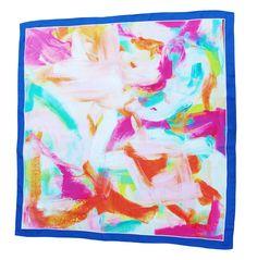Audrey Scarf - 100% Silk