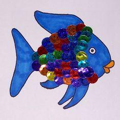 Rainbow Fish Theme activities