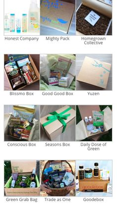 The Best Eco-Friendly Subscription Boxes - A Reader Poll!