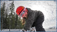 Ukkohalla skiing fun! Laskettelun riemua Ukkohallassa!