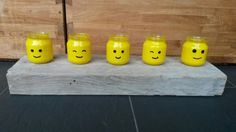Lego feestje - decoratie