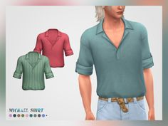 michael shirt - Sims 4 Updates -♦- Sims 4 Finds & Sims 4 Must Haves -♦-