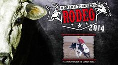 World's Toughest Rodeo is coming to the PNC Arena in Raleigh, NC on January 17, 2014 #Giveaway