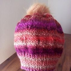 Knitted Hats, Winter Hats, Beanie, Knitting, Fashion, Moda, Tricot, Fashion Styles, Breien