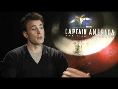 ▶ Interview with Chris Evans and Hayley Atwell - CAPTAIN AMERICA: THE FIRST AVENGER Marvel - YouTube