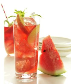 Hibiscus Cooler Recipe (From our August 2012 cover!)