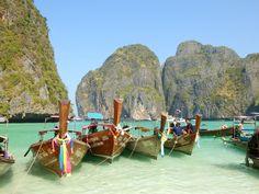La Thaïlande, culture et des paysages qui forcent le respect, le pays le plus visité par les globetrotteurs lors des tours du monde et un pays qui malgré un tourisme qui se développe, a su garder son authenticité et ses magnifiques paysages. Idéal pour un premier voyage en Asie.