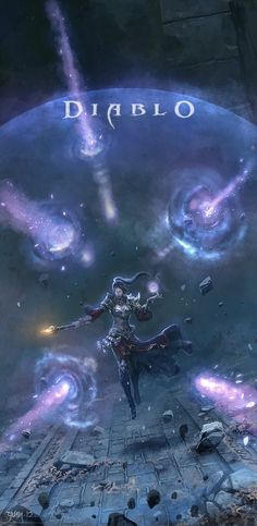 Wizard Unleashed by ChaoyuanXu.deviantart.com on @deviantART