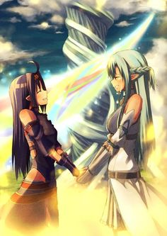 Sword Art Online - Image Thread (wallpapers, fan art, gifs, etc.) - Page 96 - AnimeSuki Forum
