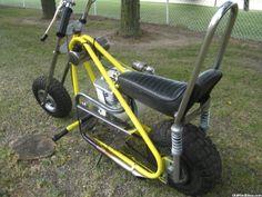 old minibike images grasshopper chopper   Ruttman Chopper Mini Bike http://www.oldminibikes.com/forum/project ...
