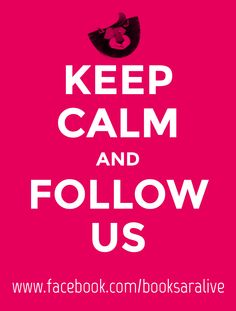 KEEP CALM AND FOLLOW US ;-)
