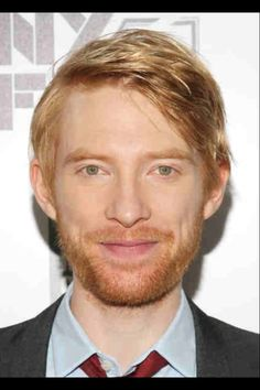 Domhnall Gleeson - picture is from zimbio.com