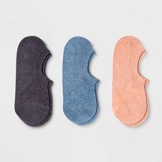 "7b82a0c0eec8b Women s Cushion Sneaker Liner 3pk Socks - A New Dayâ"" 20Color May Vary One"