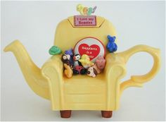"""""""My grandparents totally got taken in by that whole Beanie Baby ploy."""""""