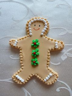 "5"" Sugar Cookie Man"