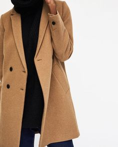 ZARA - WOMAN - TOMBOY COAT