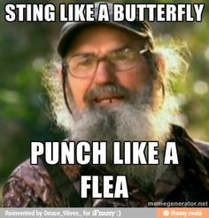iFunny :) duck dynasty Si! Love this guy