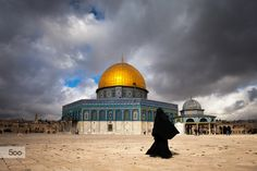 Dome of the Rock by Marji Lang on 500px