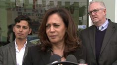 Sen. Kamala Harris says Trumps policies are vilifying immigrants