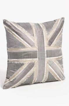 Mina Victory 'Union Jack' Pillow   Nordstrom