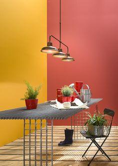 Contrada indoor lamp