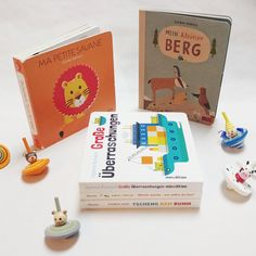 Bilderbücher für die Kleinsten sind so eine Sache: Die Auswahl ist zwar riesig, aber der Einheitsbrei gross. In meinem Gastbeitrag auf dem Happy Mum Blog stell
