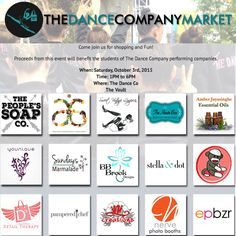After a much needed hiatus, we are back at it!  THE DANCE COMPANY MARKET Come join us for shopping and fun! Proceeds from this event will benefit the students of The Dance Company performing companies. SATURDAY, October 3 1-6pm  The Vault  5423 E Village Rd, Long Beach 90808