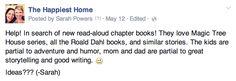 15 Read-Aloud Chapter Books That Kids & Grownups Love