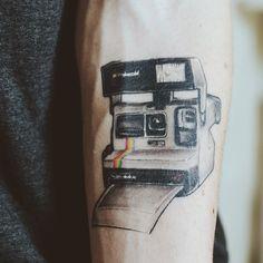 polaroid-camera-tattoo-on-arm.jpg 640×640 pixels