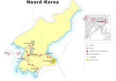 HOBO reizen - Noord-Korea