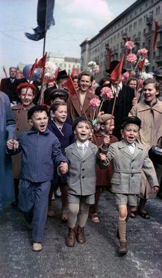 1 Мая 1960 года , Москва