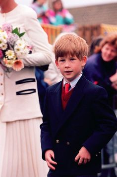 heavyarethecrowns: Baby Harry mini spam Prince Harry Of Wales, Prince William And Harry, Prince Henry, Prince Harry And Meghan, Zara Phillips, Prinz Harry, Young Prince, Royal Babies, Lady Diana