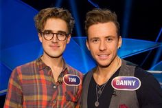 Flones, Tom Fletcher and Danny Jones On Pointless For Children In Need..
