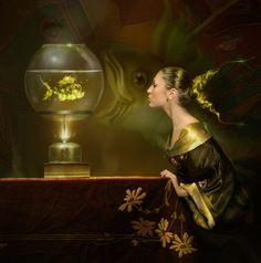 Goldfish .. Author: Vladimir Fedotko