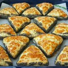 No automatic alt text available. Great Recipes, Snack Recipes, Dessert Recipes, Tea Time Snacks, Breakfast Tea, Turkish Recipes, Pavlova, Brunch, Food And Drink