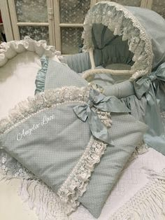 Add some lace and Pink roses to anything   and you have an instant beauty..         A sweet little trolly to display gifts and chocolates ...