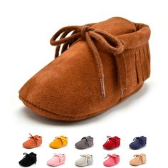 >> Click to Buy << Fashion New Styles Suede PU Leather Infant Toddler Newborn Baby Children First Walkers Crib Moccasins Soft Moccs Shoes Footwear #Affiliate