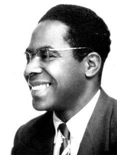 Aimé CÉSAIRE (1913-2008), poète et homme politique martiniquais