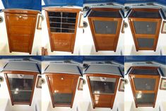 sailboat wood companionway - Google Search