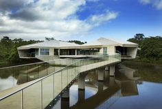The Stamp House: a self-sustaining, solar-powered cyclone shelter  By Jonathan Fincher February 26, 2013 Designed by Charles Wright Architects, the Stamp House in Queensland, Australia, is a self-sustaining home that can withstand a Category 5 cyclone