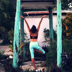 #Teeki makes us happy! Cute, practical and #sustainable, Teeki creates fashion from recycled plastic bottles. How cool is that? #yoga #recycle #makeadifference