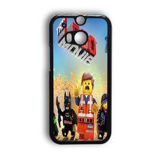 Lego Brick HTC One M8 Case