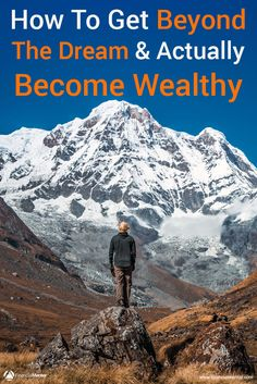 Wealth is a mindset. Discover what you need to do to make financial independence happen so you can start living life on your terms. All the wealth inspiration and habits you need in one stop! How To Become Wealthy, Wildlife Biologist, Financial Literacy, Financial Tips, Financial Planning, Investment Advice, Money Matters, How To Get Rich, Work From Home Jobs