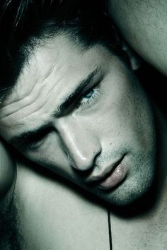 Up and Die: ALL EYES ON - Sean O'Pry by Cliff Watts