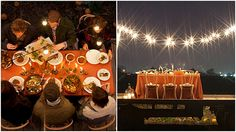 From Farm to Table Outdoor Dinner