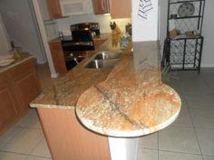 Pro #3520169   Zafiro Granite & Marble Works   Oviedo, FL 32765 Granite, It Works, Marble, Food, Sapphire, Oviedo, Granite Counters, Essen, Meals
