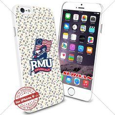 New iPhone 6 Case Robert Morris Colonials Logo NCAA #1487 White Smartphone Case Cover Collector TPU Rubber [Anchor] SURIYAN http://www.amazon.com/dp/B01504APYG/ref=cm_sw_r_pi_dp_w4Izwb12MG6TS
