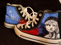 Les Miserables sneakers